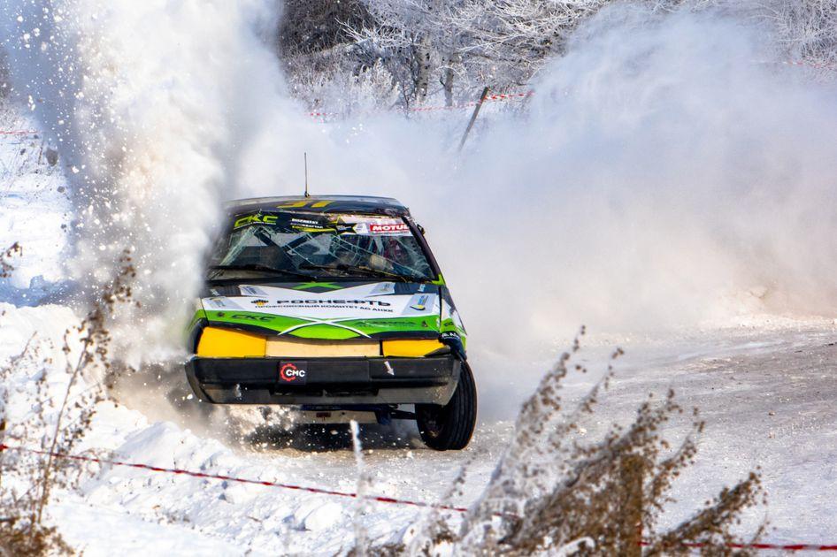 В Иркутске прошёл первый этап Кубка России по автокроссу