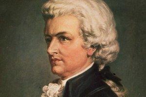 Возвышенное и земное. Моцарт