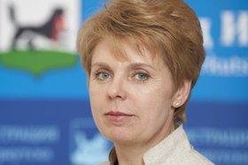 Татьяна Эдельман. Фото пресс-службы правительства Иркутской области