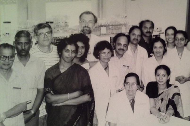 Февраль 1990, Индия