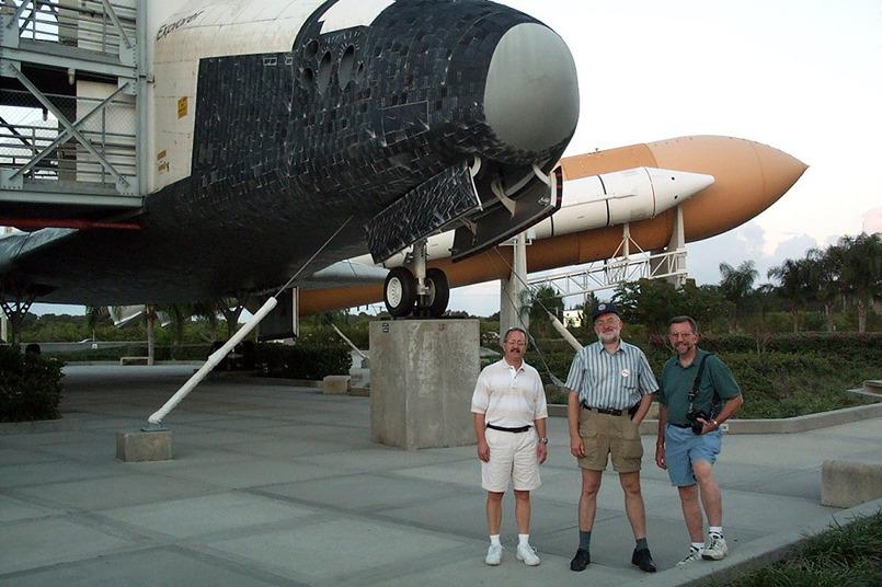 Космодром НАСА, мыс Канаверал, Флорида 1996
