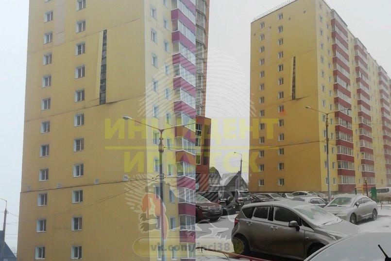 Иркутск, улица Мельничная, 2/2. Фото из группы «Инцидент Иркутск»