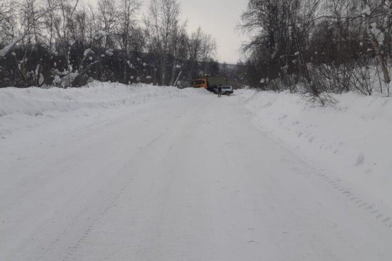 ДТП в Бодайбинском районе