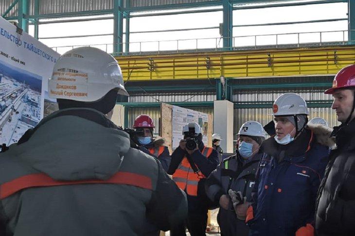 En+ Group дала первую электроэнергию с подстанции «Озерная» на Тайшетский алюминиевый завод | Новости Иркутска: экономика, спорт, медицина, культура, происшествия