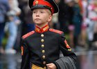 Востпитанник суворовского училища. Фото с сайта covid19-global.ru