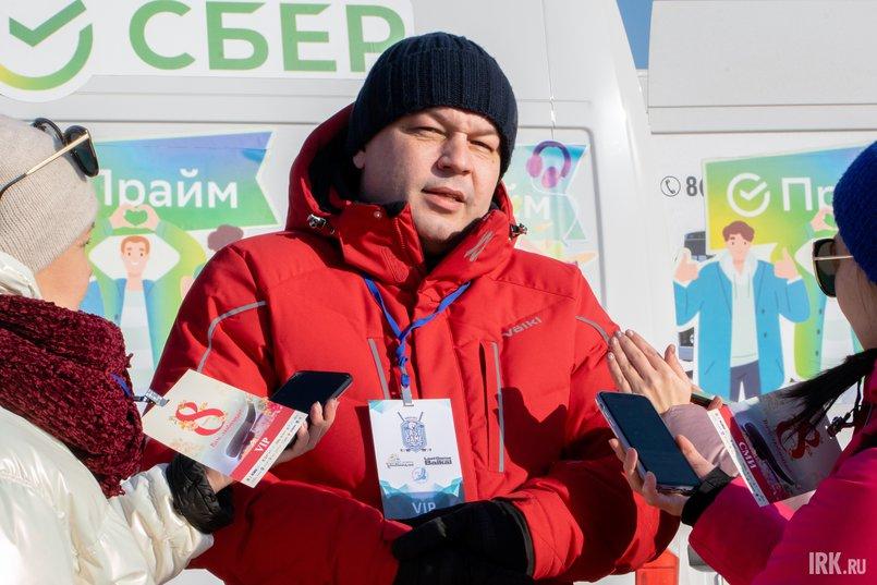 Евгений Пришибский, заместитель председателя Байкальского банка ПАО Сбербанк