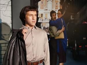 В музее можно увидеть восковую фигуру Владимира Семёновича