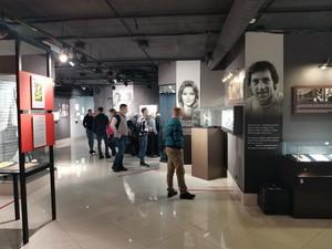 Музей открыли в 2013 году по инициативе местного бизнесмена