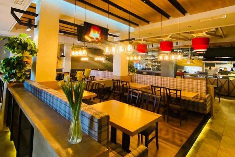 Фото ресторана «Мясо-огонь»