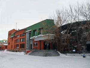 В Екатеринбурге замечательный зоопарк. Расположен в центре города
