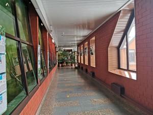 Большая часть обитателей зоопарка размещена в нескольких зданиях