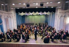 Губернаторский симфонический оркестр. Александр Рамм (виолончель, Москва)