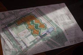 Жители Академгородка обеспокоены проектированием школы на Мелентьева
