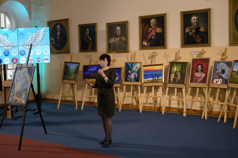 Ольга Кошкина, заместитель главного врача иркутской областной туберкулезной больницы