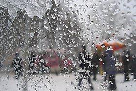 Мокрый снег и ветер прогнозируют в Иркутской области в выходные
