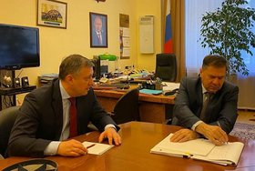 Игорь Кобзев сообщил об угрозе подтопления талыми водами карт-накопителей БЦБК