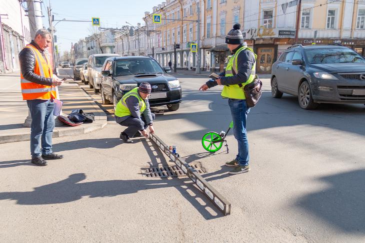Проверка дорог. Фото пресс-службы ФКУ Упрдор «Прибайкалье»