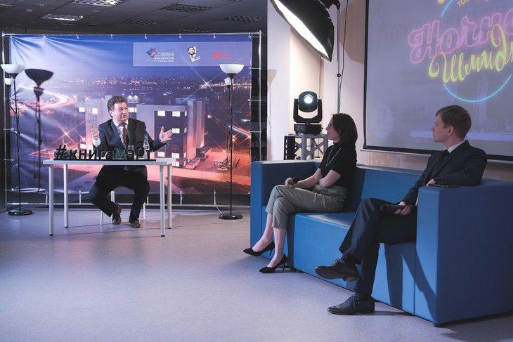 Сергей Шмидт, Светлана Павлова и Павел Якушев. Фото Евгения Михайлова