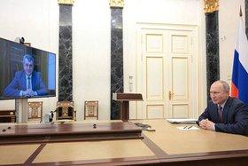 Полпреда президента в СФО Сергея Меняйло назначили врио главы Северной Осетии