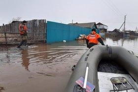 Уровень воды в реке возле Заларей снизился до критической отметки