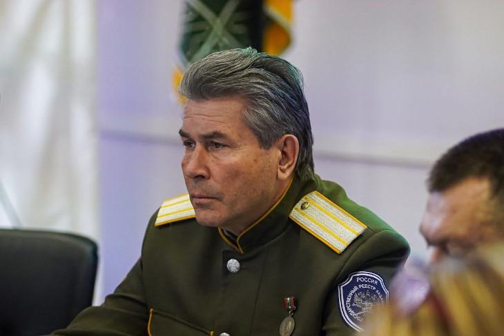 Анатолий Никитин. Фото газеты «Областная»