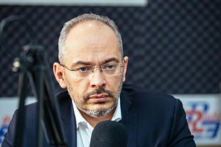 Николай Николаев принял участие в проекте в проекте «Голоса города» на радиостанции «Радио», март 2018