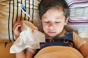 фото Четыре тысячи детей заболели ОРВИ в Иркутске за неделю