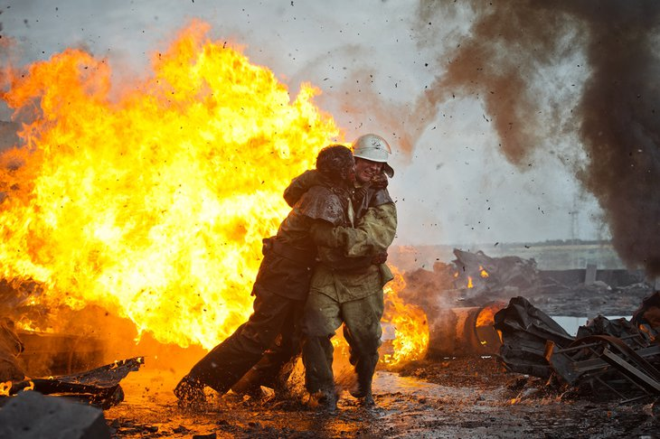 Кадр из фильма «Чернобыль». Фото с сайта kinopoisk.ru