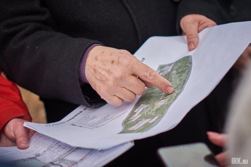 Приглашенный архитектор предложил создать веломаршрут по уже существующей тропе