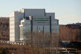 Научная библиотека ИГУ. Фото Маргариты Романовой, IRK.ru