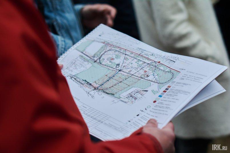 В мае 2021 году, в рамках первого этапа, планируют благоустроить участок в границах улиц Фаворского и Лермонтова