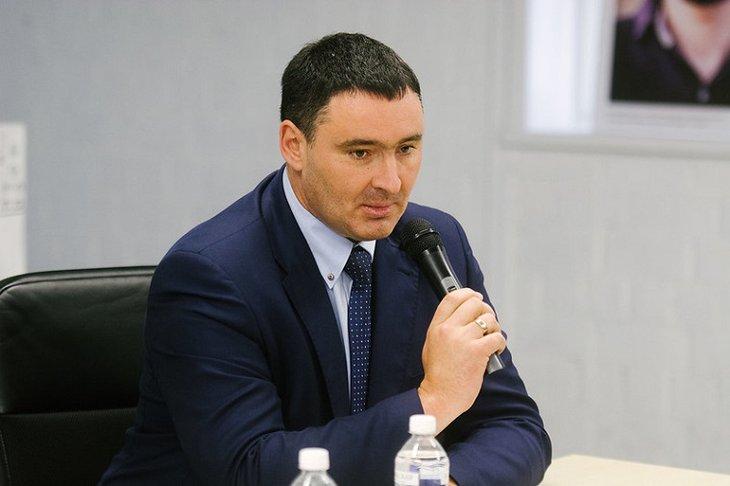 Руслан Болотов, мэр Иркутска. Фото из архива IRK.ru