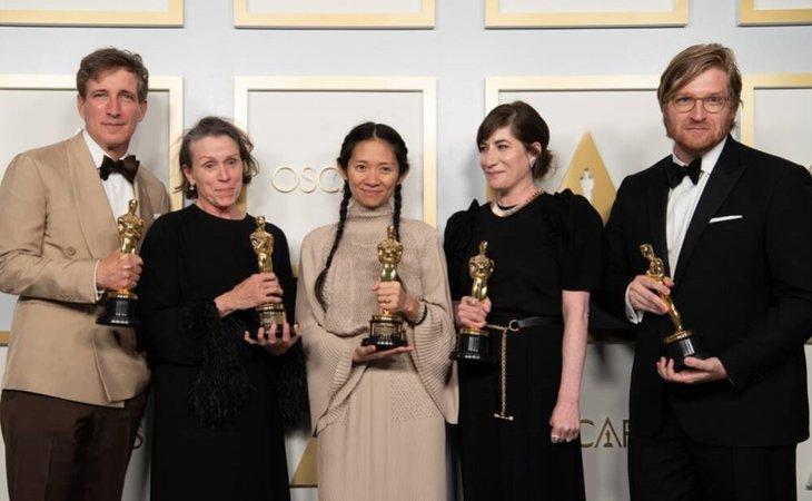 Победители премии «Оскар-2021». Фото с сайта Oscars.org
