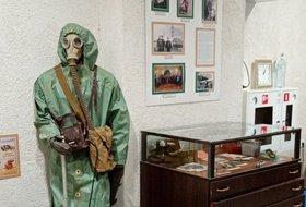 Выставка «Сильнее огня» о ликвидации последствий аварии на Чернобыльской АЭС