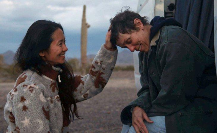 На съёмках фильма «Земля кочевников». Фото с сайта Scarfilm.org