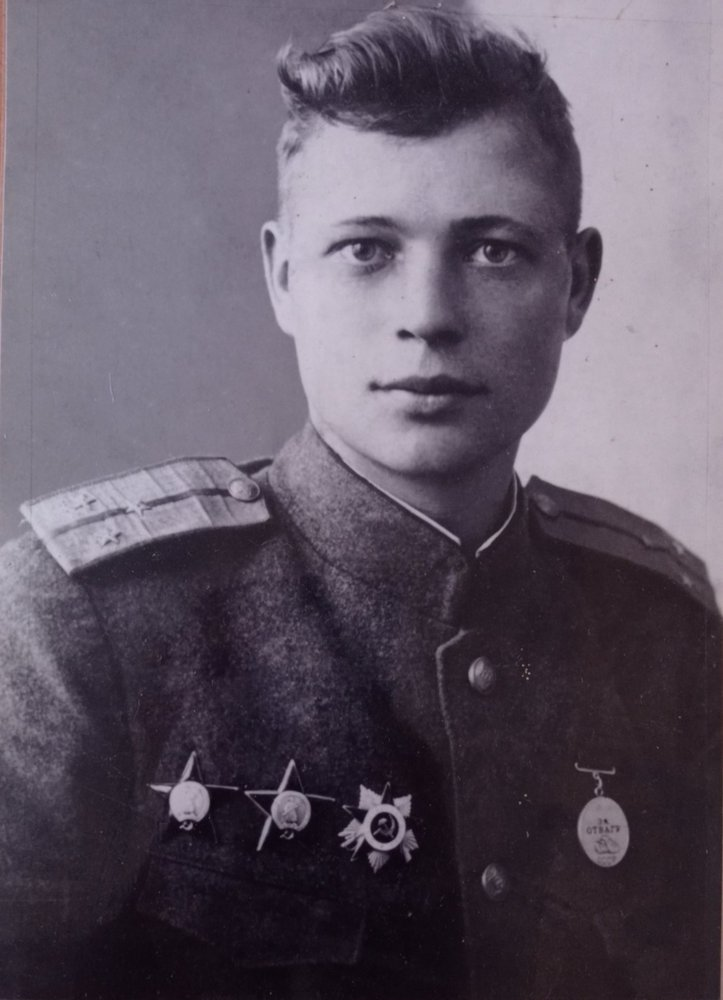 Алексей Сафронович Германчук