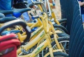 Благотворительная акция по сбору старых велосипедов