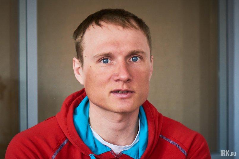Евгений Глазунов встретился с журналистом IRK.ru. Фото Маргариты Романовой