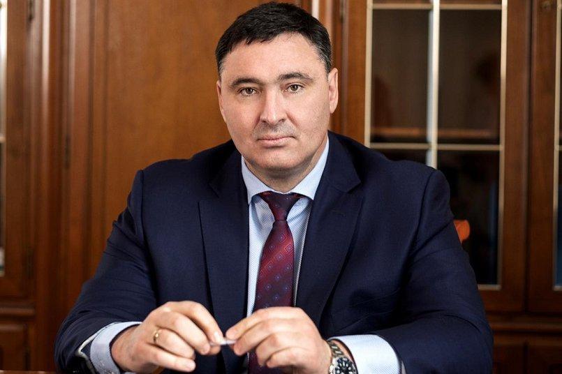 Руслан Болотов, мэр Иркутска. Фото пресс-службы администрации города
