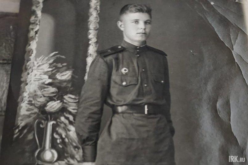 Иван Прядко в военные годы