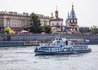 Пассажирский теплоход «Сокол». Фото с сайта vsrp.ru