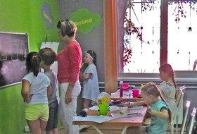 «Летний умный клуб» для школьников в центре «Умные детки»