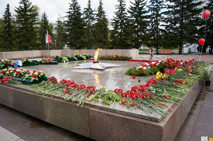 День Победы в Иркутске, 2020 год. Фото Маргариты Романовой, IRK.ru