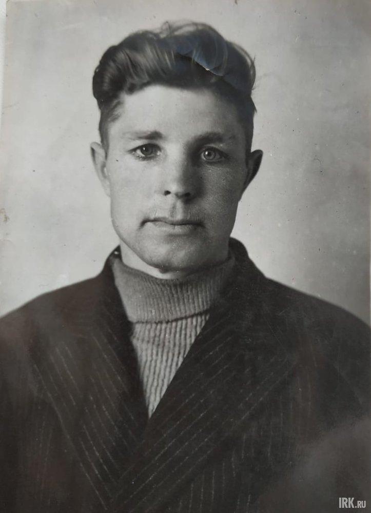 Иван Прядко, 1955 год