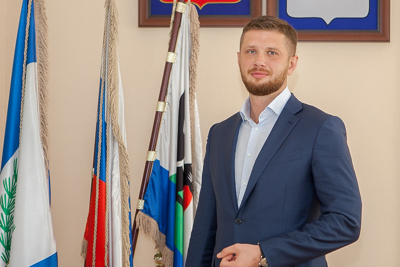 Евгений Стекачев, председатель думы города Иркутска. Фото из архива IRK.ru