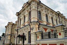 Музей истории города Иркутска имени Сибирякова. Фото с сайта tourprom.ru