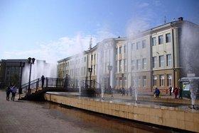 Иркутский центральный телеграф. Фото с сайта nature.baikal.ru