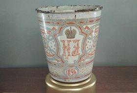 История одного экспоната. Коронационный стакан, 1896 год