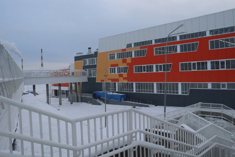 Школа в Маркова