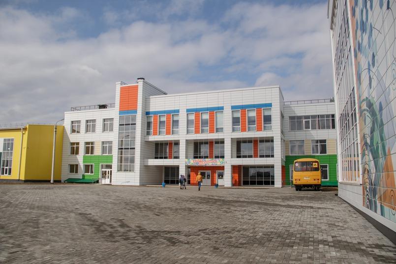 Школа в Хомутово
